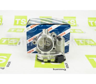 Дроссельная заслонка BOSCH Е-газ нового образца на ВАЗ 2113-2115, Гранта, Калина, Приора 16 кл
