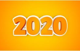 График работы и праздничных дней в январе. С Новым 2020 годом!