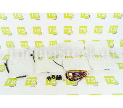Обогрев сидений с монтажным набором на ВАЗ 2113, 2114, 2115