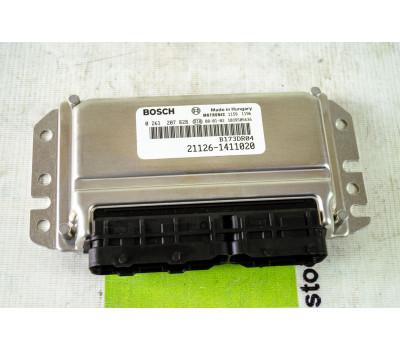 Контроллер ЭБУ BOSCH 21126-1411020 (M7.9.7)
