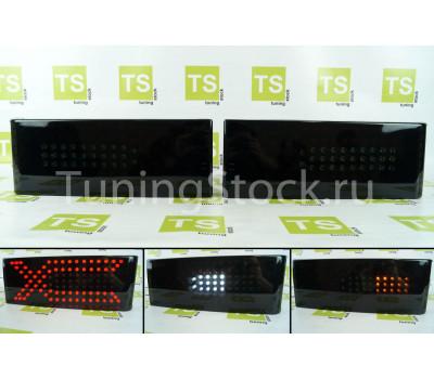 Светодиодные LED задние фонари Иксы на ВАЗ 2108, 2109, 21099, 2113, 2114