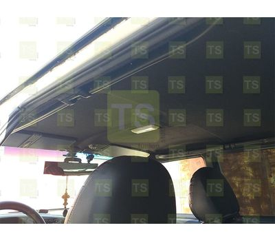 Черный жесткий потолок для ВАЗ 2109, 2114