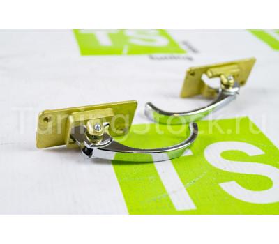 Внутренние рукоятки-крючки открывания дверей из металла Лада 4х4 (Нива) 2121, 21213, 21214, 2131