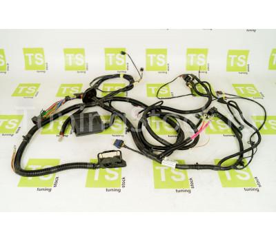 Жгут проводов генератора и фар 2123-3724010-58 на Шевроле Нива с ABS