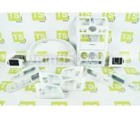 Комплект элементов салона и передней панели в цвет на Приора