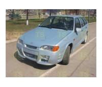 Бампер передний V-max Classic на ВАЗ 2113, 2114, 2115