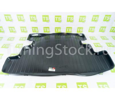 Пластиковый коврик в багажник 5-дверной Нива 4х4 (ВАЗ 2131) после 2016 г.в