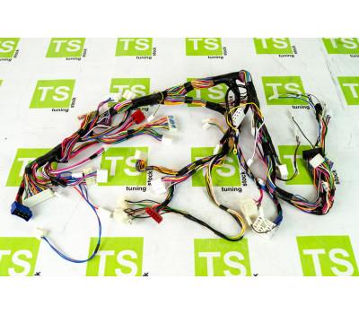 Жгут проводов панели приборов 21110-3724030-01 на ВАЗ 2110, 2111, 2112 со старой панелью до 2005 года выпуска