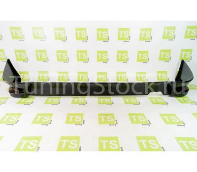 Накладка заднего бампера на ВАЗ 2113, 2114