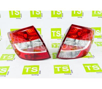 Стандартные корпуса задних фонарей Тюн-авто на Гранта седан, Гранта 2 (FL) седан