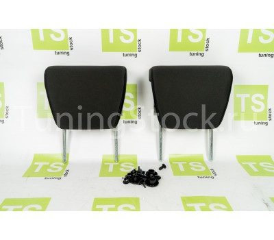 Комплект подголовников (2 шт) на заднее сиденье Шевроле Нива