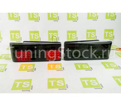 Задние диодные фонари тонированные на ВАЗ 2108, 2109, 21099, 2113, 2114