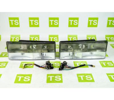 Задние фонари с черной полосой для ВАЗ 2108-21099, 2113, 2114