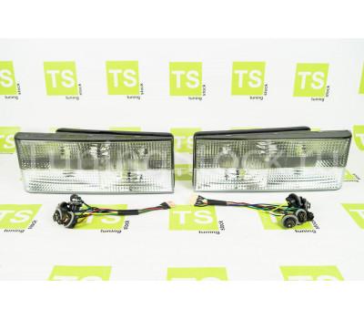 Задние фонари с серой полосой для ВАЗ 2108-21099, 2113, 2114