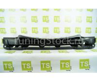 Усилитель переднего бампера нового образца на Приора 2