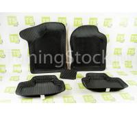 Формованные коврики EVA 3D в салон ВАЗ 2108-21099, 2113-2115