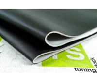 Экокожа гладкая на подкладке 3мм для перетяжки обивок дверей 1х1.5м