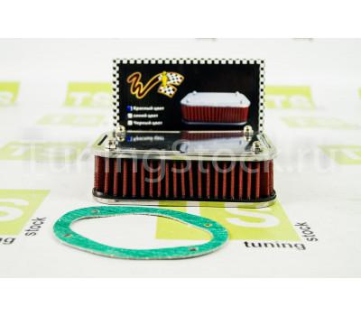 Фильтр нулевого сопротивления на карбюраторные ВАЗ 2101-2107, 2108-21099, 2110-2112, Нива 4х4 2121, 2131