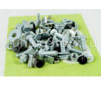 Комплект крепления переднего бампера 2191, балки бампера, решетки радиатора, молдинга решетки на Гранта
