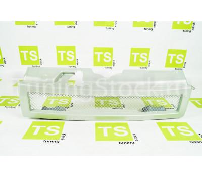 Декоративная решетка радиатора с сеткой на ВАЗ 2110, 2111, 2112