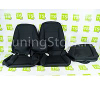 Обивка сидений (не чехлы) центр Ультра на Шевроле/Лада Нива 2123 до 2014 г.в.
