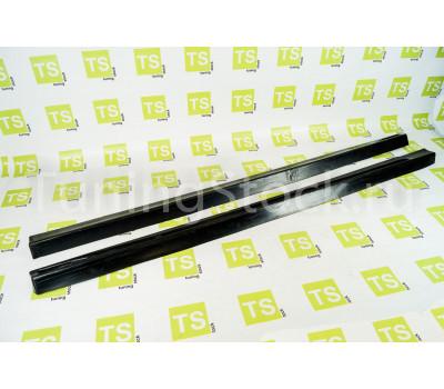 Пороги узкие прямые на ВАЗ 2110-2112