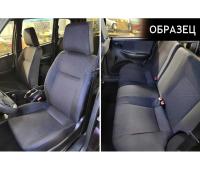 Обивка сидений (не чехлы) центр Ультра на Шевроле/Лада Нива 2123 после 2014 г.в., Лада 4х4 (Нива) 2123
