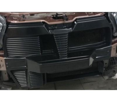 Обтекатель радиатора под передний бампер XMUG на Икс Рей