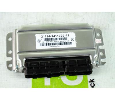 Контроллер ЭБУ Январь М73 21114-1411020-41 (Автел) для 1.6л 8-клапанных Калина