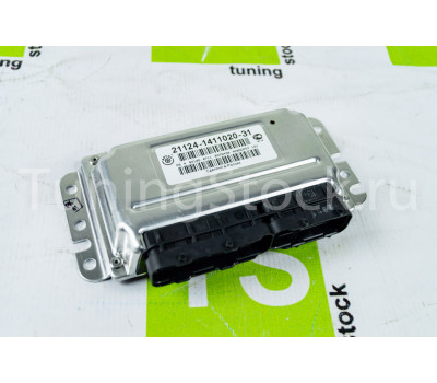 Контроллер ЭБУ ВАЗ 21124-1411020-31 Январь 7.2 (Автел) на ВАЗ 2110, 2112 16 кл