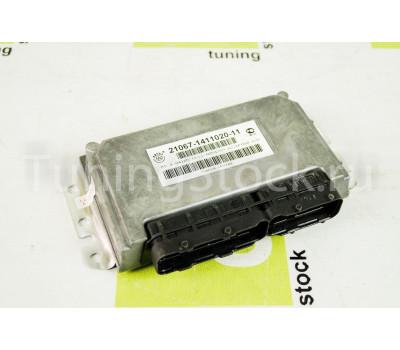 Контроллер ЭБУ 21067-1411020-11 Январь 7.2 (Автел) на ВАЗ 2105, 2107
