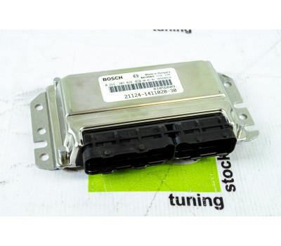 Контроллер ЭБУ ВАЗ 21124-1411020-30 BOSCH (VS 7.9.7) на ВАЗ 2110, 2111, 2112
