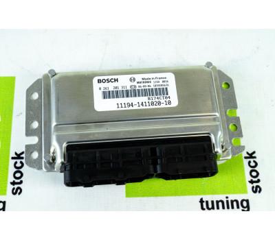 Контроллер ЭБУ ВАЗ 11194-1411020-10 BOSCH (M 7.9.7) на Калина