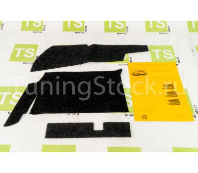 Комплект ковриков в бардачок Веста до 2018 года выпуска