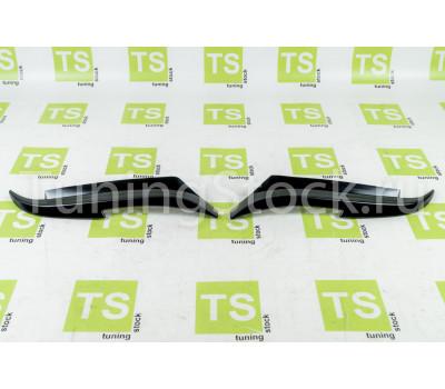 Реснички на фары Молния РФ14-1 на ВАЗ 2113, 2114, 2115