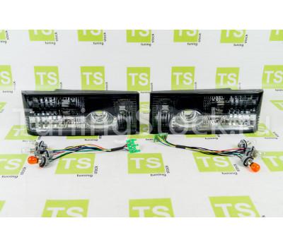 Задние тонированные фонари Torino HY-200 для ВАЗ 2108-21099, 2113, 2114