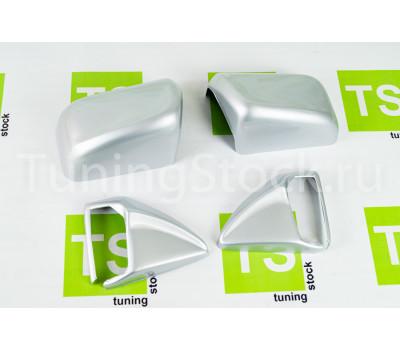 Закругленные накладки на зеркала ВАЗ 2108-21099, 2113-2115