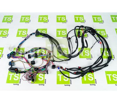 Жгут проводов системы зажигания 21214-3724026-97 на Лада 4х4 (Нива)