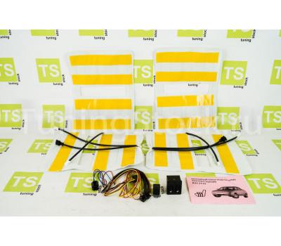 Комплект обогрева сидений МастерТорг для ВАЗ 2110-2112