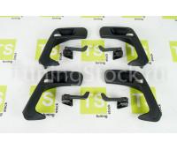 Комплект внутренних ручек дверей на ВАЗ 2110-2112