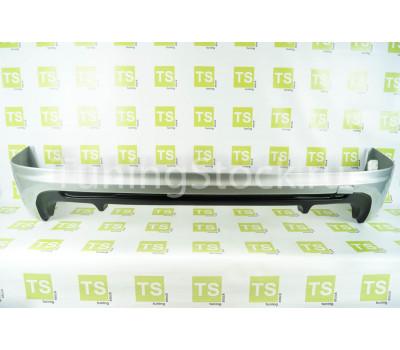 Накладка на задний бампер LDM-2 на Ларгус