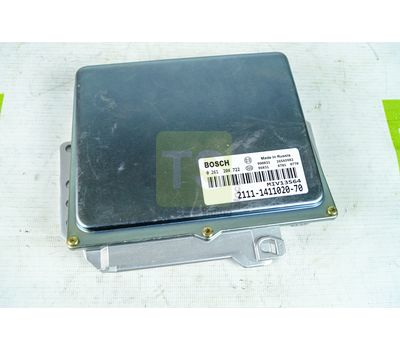 Контроллер ЭБУ BOSCH 2111-1411020-70 (VS 1.5.4) для 8-клапанных ВАЗ