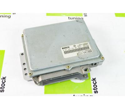 Контроллер ЭБУ BOSCH 2111-1411020 (VS 1.5.4) на ВАЗ 2108, 2109, 21099, 2110, 2111, 2112