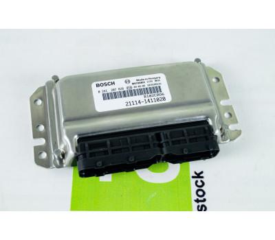 Контроллер ЭБУ ВАЗ 21114-1411020 BOSCH (M 7.9.7) на Калина 2004-2006 г. в. Евро 2