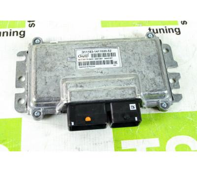 Контроллер ЭБУ Январь 11183-1411020-52 (Элкар) под электронную педаль газа
