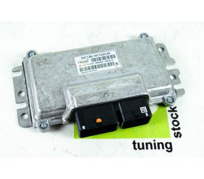 Контроллер ЭБУ Январь 21126-1411020-90 (Итэлма) под АКПП с электронной педалью газа для Гранта