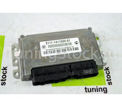 Контроллер ЭБУ ВАЗ 2111-1411020-81 Январь 7.2 (Автел) с программой EL-36 (программируемый) на ВАЗ 2114, 2115