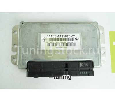 Контроллер ЭБУ ВАЗ 11183-1411020-22 Январь 7.2 (Итэлма) с программой CO (программируемый)