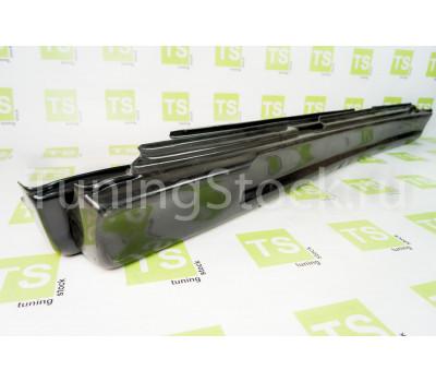 Пороги широкие неокрашенные для ВАЗ 2101-2107