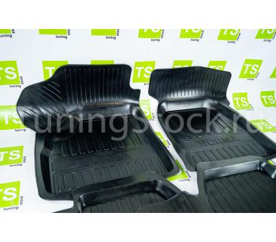 Резиновые коврики в салон ВАЗ 2110, 2111, 2112